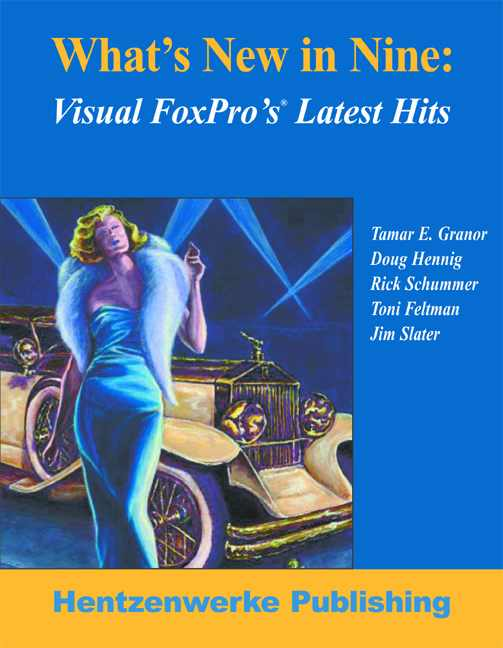 EBOOK FOR VISUAL FOXPRO DOWNLOAD